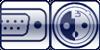 D-Sub<br>XLR ConvertCon Tascam