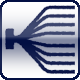 Powercon<br>XLR 5p. - DMX