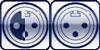 XLR-ConvertCon 3p.<br>XLR male 3p.