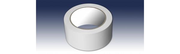 Tanzbodenband / PVC-Markierungsband, 50 mm x 33 m, weiss