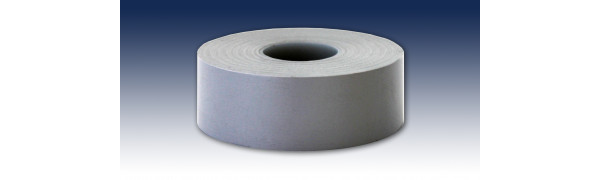 PVC-Zumpelband, Isograu -19 mm x 25 m