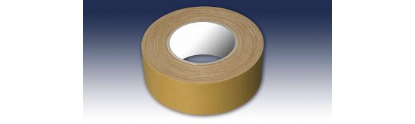 PVC-Teppich-Verlegeband, doppelseitig 50 mm x 25 m