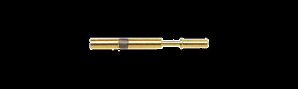 TL-Crimpkontakt, fem., für 25-85p., Gold