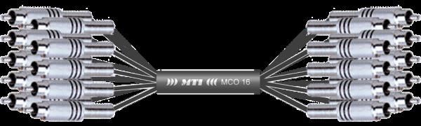 Monocore-Loom, 16x Cinch/Cinch