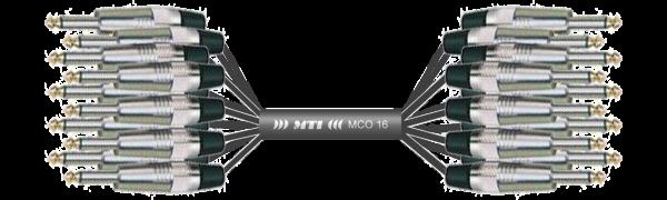 Monocore-Loom, 16x Klinke/Klinke