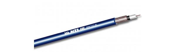MTI Prof. Instr.-Cable, 1x0,22 mm², blau, 500m Trommel