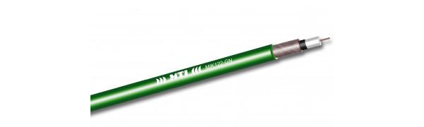 MTI Prof. Instr.-Cable, 1x0,22 mm², grün, 100m Trommel