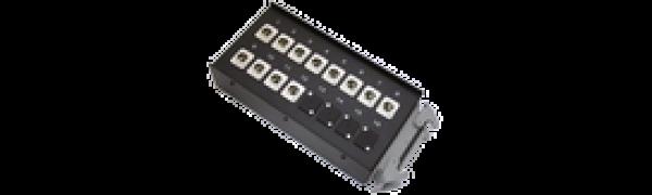 Stagebox 12x XLR-male, HAN40 male