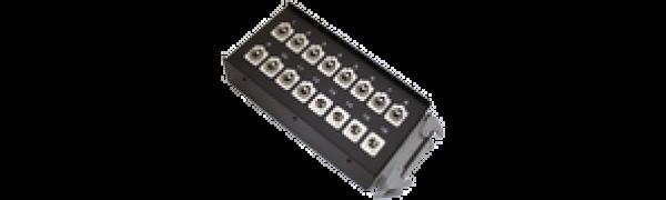 Stagebox 12x XLR-fem./4x XLR-male, HAN64 female