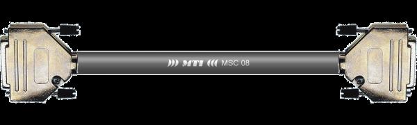 MTI Analog-Loom, 2x D-Sub 25p. male, 8Ch.