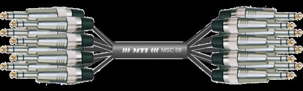 MTI Analog-Loom, Klinke/Klinke 3p.,8Ch.