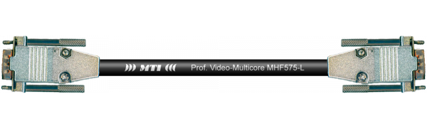 MTI VGA-Kabel, D-Sub-HD fem./male
