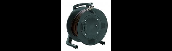 MTI/Belden CAT6a Ethernet-Kabel,AWG24/7, RJ45 Vollmetall, Trommel/Klapptür,90,0 m