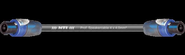 MTI Speakercore, 4x4mm², Speakon, 0,7 m