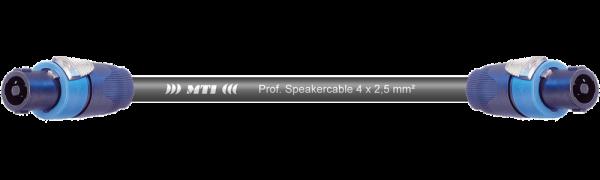 MTI Speakercore, 4x2,5mm², Speakon 4pol.