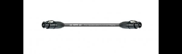 MTI Speakercore, 8x 4mm² Rigging, Speakon 8pol. Metall, schwarz