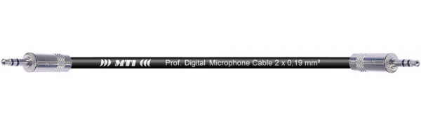 MTI Digital Micro-Cable, 2x Mini-Klinke 3p.