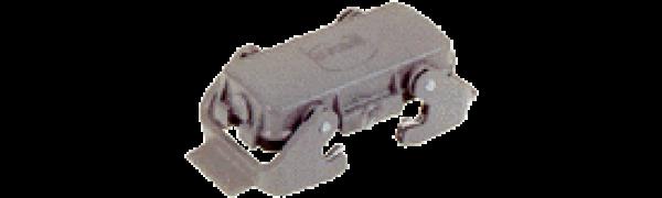 Abdeckkappe, 24B, mit 2 Kl., Metall