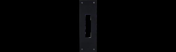 Adapterplatte Hartingformat auf Siemens-Messerl.