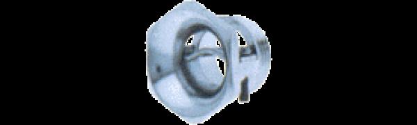 Zugentlastung-Metall,Trompetenverschr.,PG16
