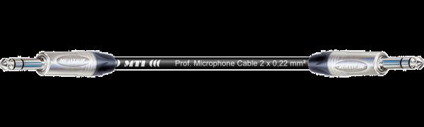 MTI Digital Audio-Adapter, Klinke/Klinke 3p., 0,2 m