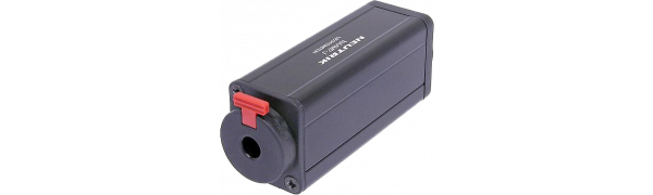 Neutrik Adapter Speakon 4p. fem. auf Klinkenbuchse
