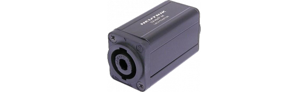 Neutrik Adapter Speakon 4p. fem. -> XLR male