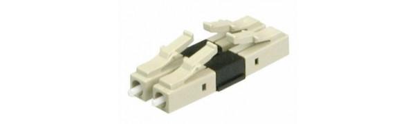 Neutrik opticalCON DUO Transceiver Adapter, Multimode LC