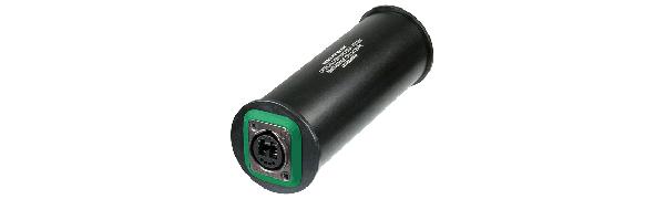 Neutrik opticalCON DUO Adapter, LC-Duplex Singlemode APC, female