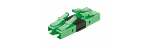 Neutrik opticalCON DUO Transceiver Adapter, Singlemode APC LC