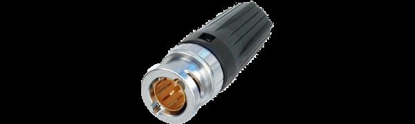 Neutrik BNC75 Ohm Kabelstecker