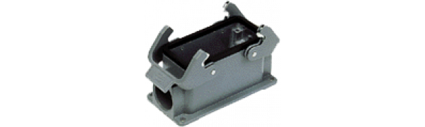 Sockelgeh. 16B, 1 KA, M40, mit 2 Kl.