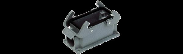 Sockelgeh. 24B, 1KA, M40, mit 2 Kl.