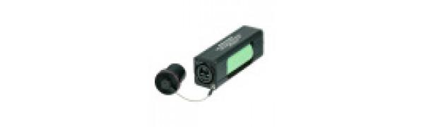 Neutrik opticalCON DUO Kuppler, LC-Duplex Single mode APC