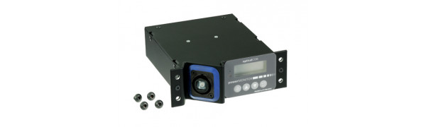 Neutrik opticalCON 2CH powerMONITOR, Single Mode APC, DUO Front, DUO Rear