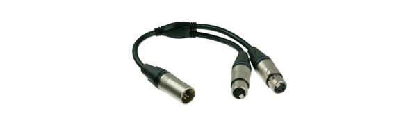 Neutrik opticalCON powerMONITOR Stromversorgungskabel zur Reihenschaltung