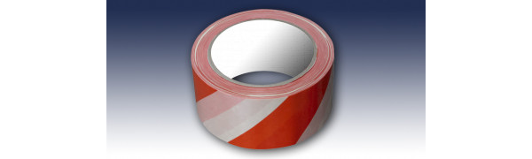 PVC-Warnband-RT/WS - 50 mm x 33 m