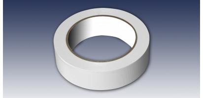 PVC-Pult-Beschriftungsband,weiß -30 mm x 33 m