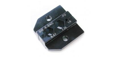 Neutrik BNC Crimpeinsatz für HX-R-BNC/PU