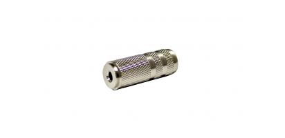 MTI Klinkenbuchse, mini 3,5 mm, stereo, Nickel-Series