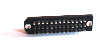Messerleiste 39p. silber
