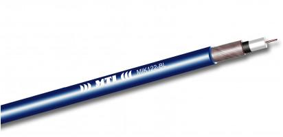 MTI Prof. Instr.-Cable, 1x0,22 mm², blau, 100m Trommel