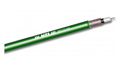 MTI Prof. Instr.-Cable, 1x0,22 mm², grün, 500m Trommel