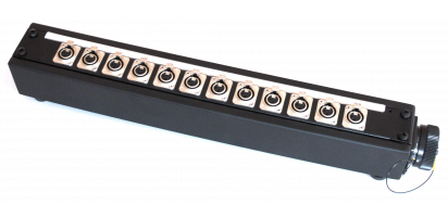 Stagebox 12x XLR-fem., TL37 male