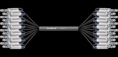 MTI Analog-Loom, Klinke/Klinke 3p., 12Ch.