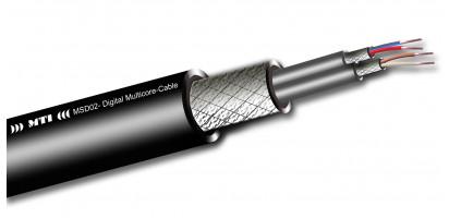 Digital-Multicore, 02x 2x 0,14 mm², 110 Ohm