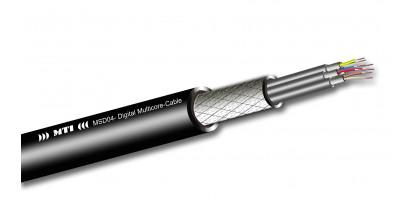 Digital-Multicore, 04x 2x 0,14 mm², 110 Ohm