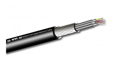 Digital-Multicore, 04x 2x 0,14 mm², 110 Ohm, PUR