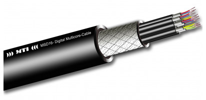 Digital Multicore, 16x 2x 0,14 mm², 110 Ohm