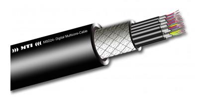 Digital Multicore, 24x 2x 0,14 mm², 110 Ohm